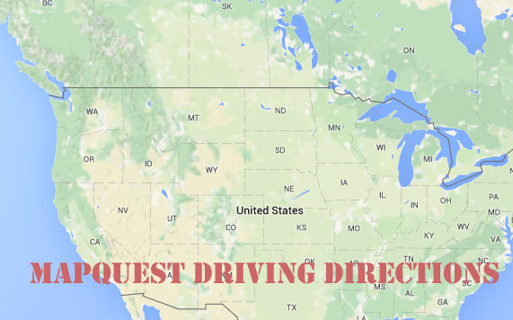 Mapquest Driving Directions Map Quest App WwwMapquestCom
