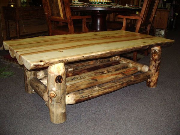 Log End Tables And Coffee The Purpose Of A Table Seems Fairly Straight Ahead In Its Most Basic Level It I