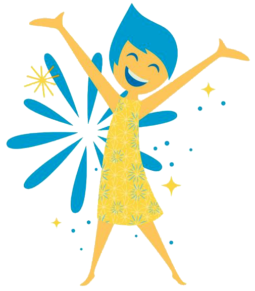 Happyjoy Png 505 576 Movie Inside Out Free Clip Art Animated Movies