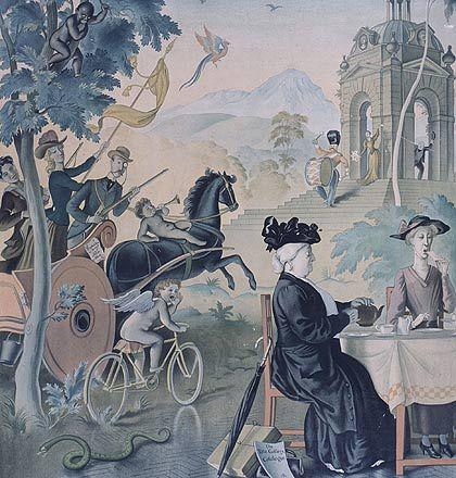 Rex Whistler: The Triumph of Fancy - Telegraph