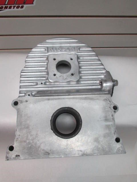 Ford 332-352-390-427 FE Timing Cover Aluminum Nicson will