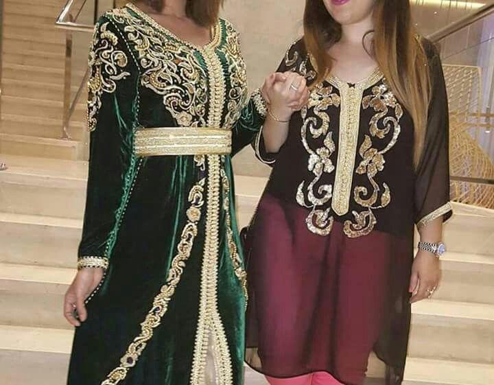 Epingle Sur Moroccan Dresses