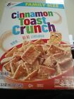 NEW GENERAL MILLS CINNAMON TOAST CRUNCH FAMILY SIZE #FoodandBeverages #cinnamontoastcrunch NEW GENERAL MILLS CINNAMON TOAST CRUNCH FAMILY SIZE #FoodandBeverages #cinnamontoastcrunch