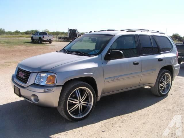 Charcoal Envoy Denali 2005 Gmc Envoy For Sale In Coleman Texas
