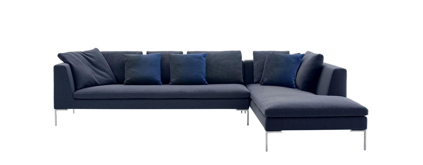 Image Result For B Italia Sofa Charles
