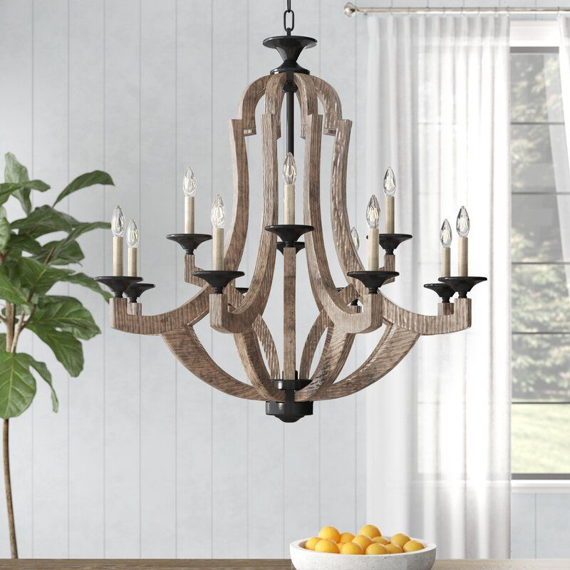 Hales 12 Light Candle Style Empire Chandelier In 2020 Empire Chandelier Candle Style Chandelier Candle Styling