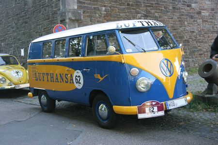 Volkswagen Kleinbus 1500