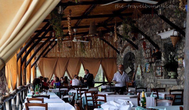 La Tagliata Perfect Positano Restaurant Favorite Places
