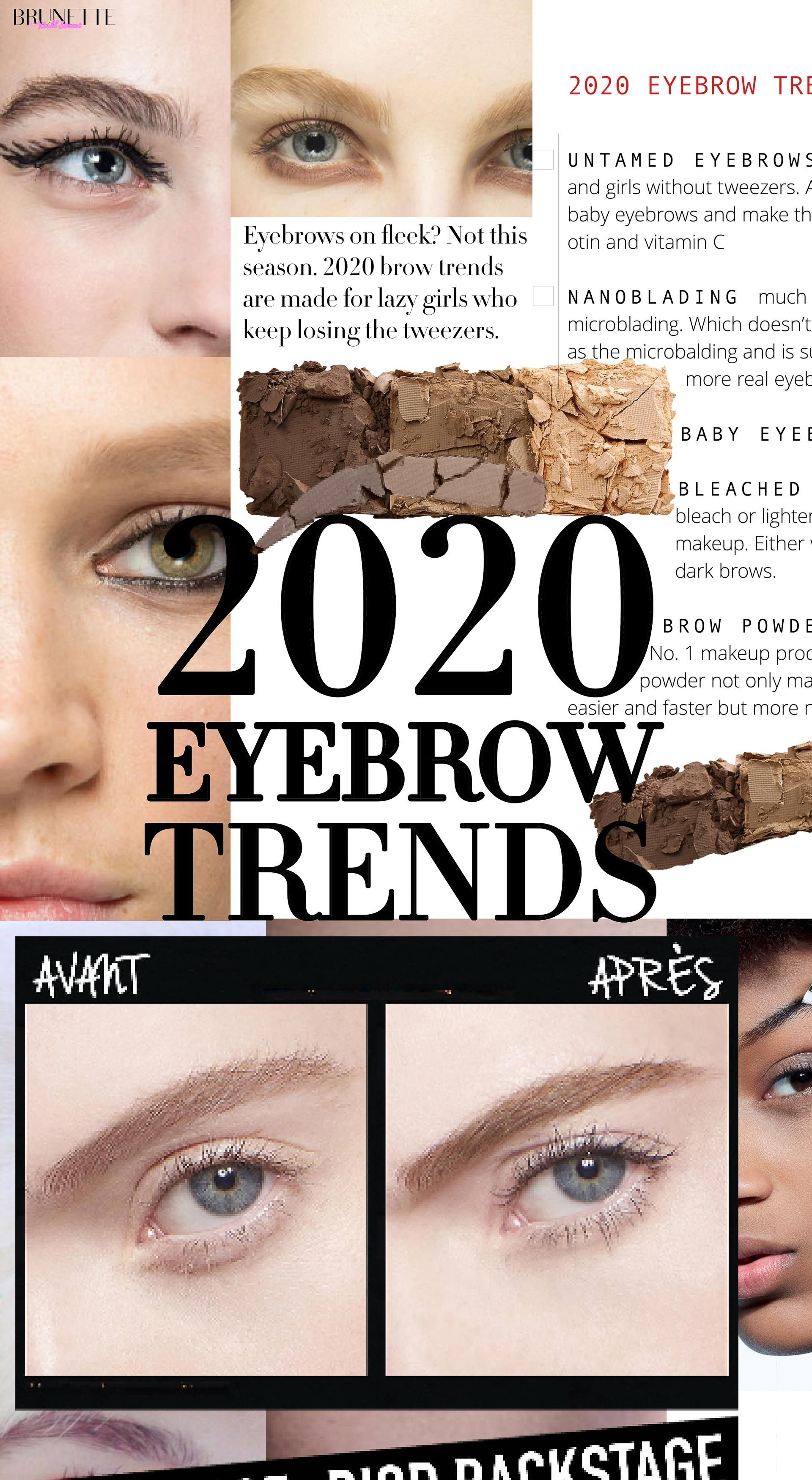 27+ Eyebrow Fashion 2020 Pictures