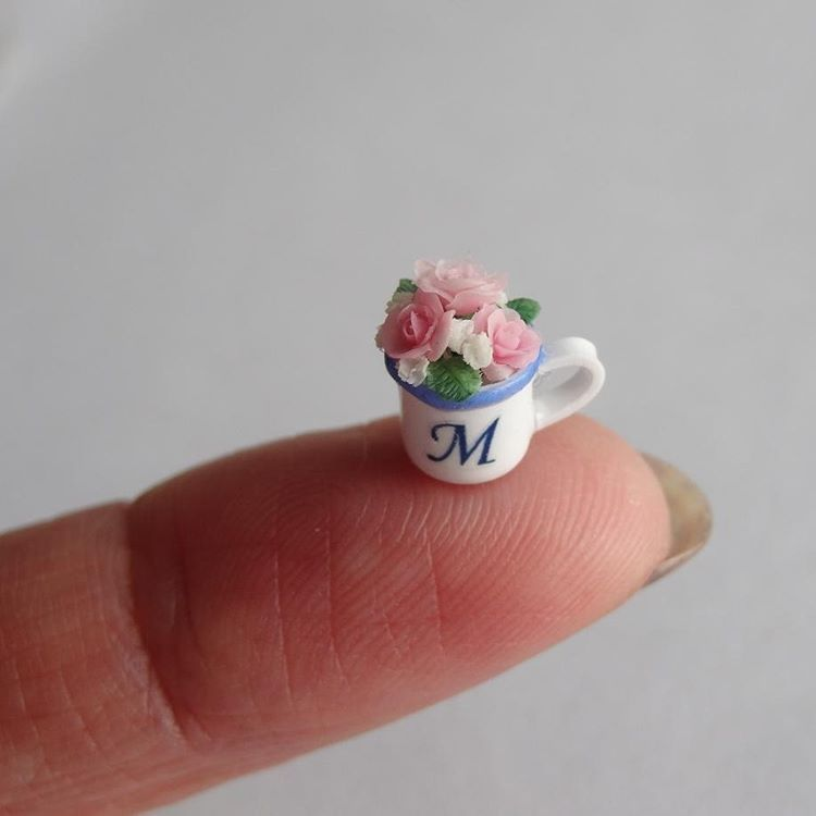 Miniature Flowers ♡ ♡ By My Siderikko