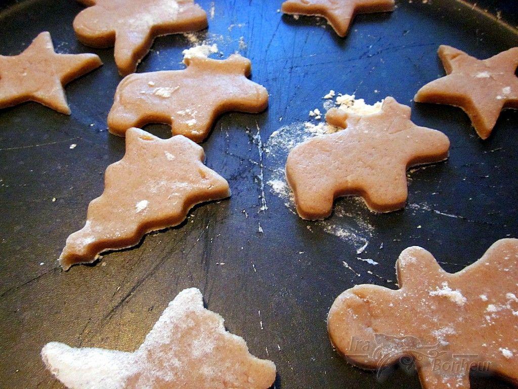 Имбирное печенье для тех кто на диете