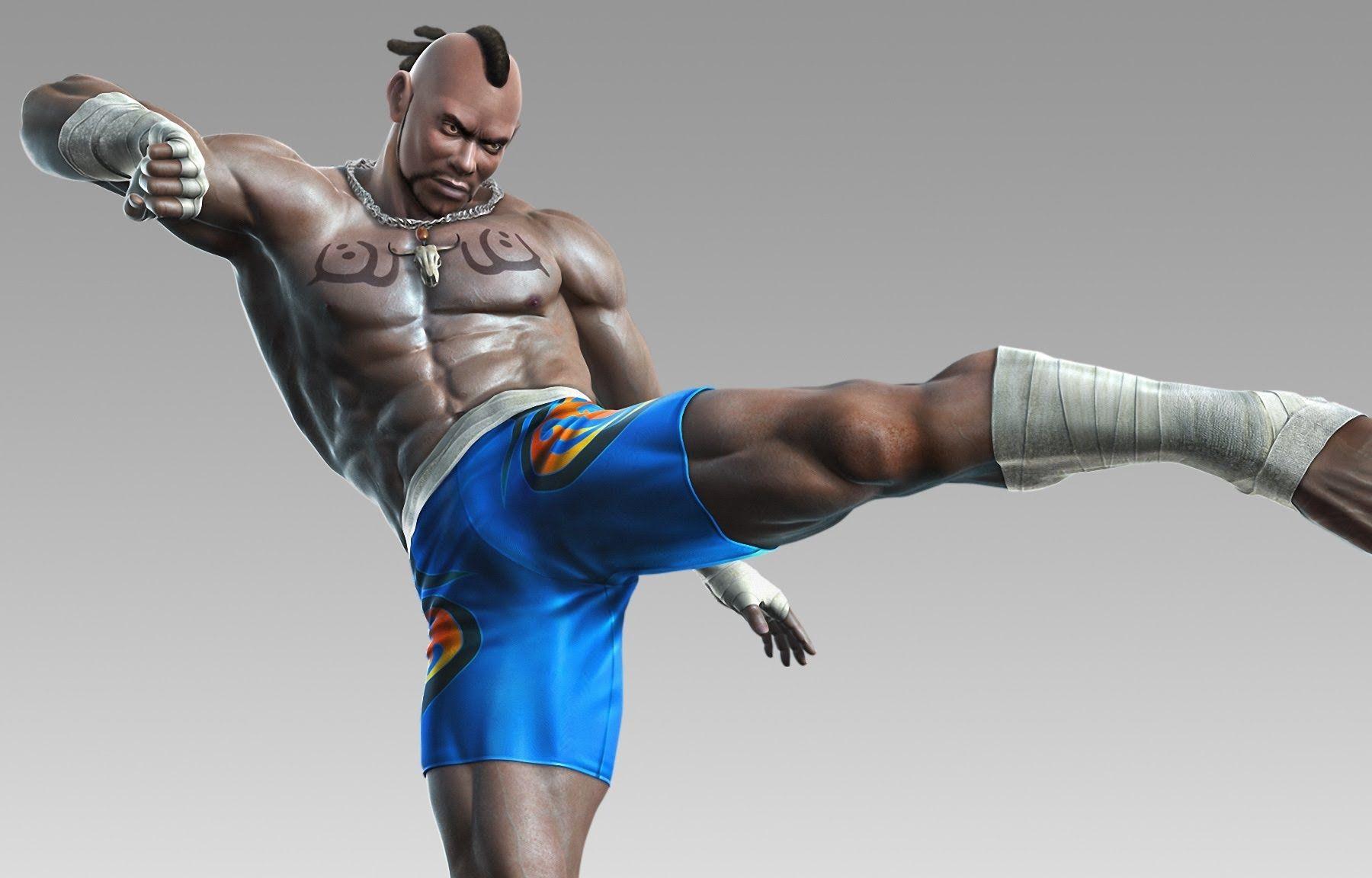 Tekken Tag Tournament 2 Bruce Irvin Ending Muay Thai Tekken Tag Tournament 2 Bruce Irvin