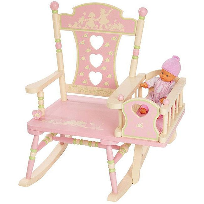 Fine Rock A My Baby Rocking Chair Baby Girl Baby Rocker Caraccident5 Cool Chair Designs And Ideas Caraccident5Info