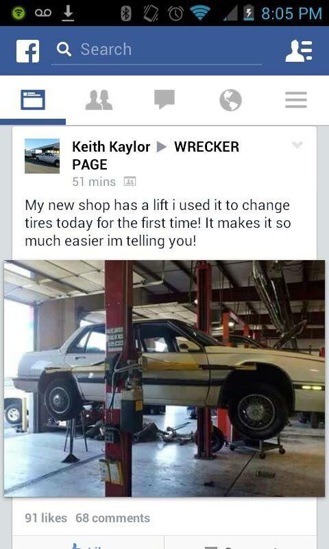 How NOT to lift a car | Shady Tree Mechanic WTFs | Funny car