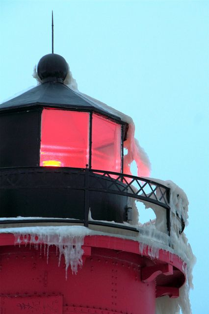 Lantern Room | Lighthouse glow