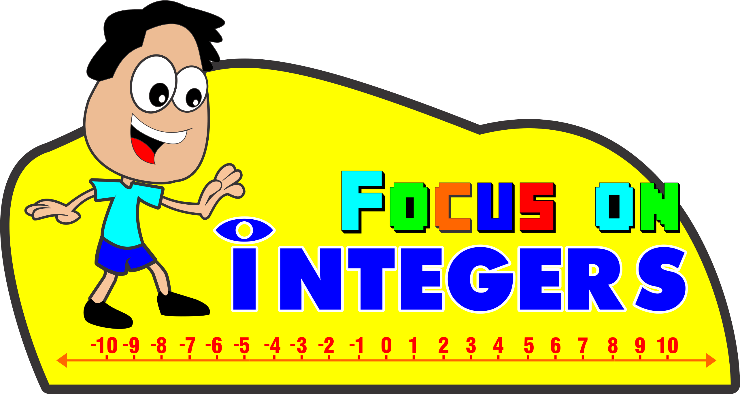 Focus On Integers Ultimate Resource