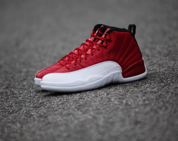 The Air Jordan 12 Gym Red Will Debut Soon