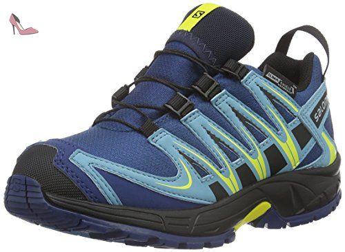 finest selection 8391a b7084 Salomon Xa Pro 3D, Chaussures de Trail Mixte Enfant: Amazon.fr: Chaussures  et Sacs