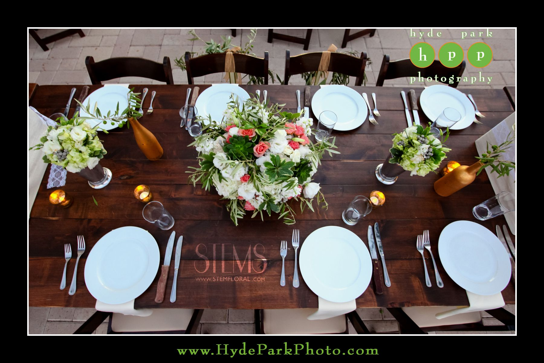 Vineyards at Chappel Lodge Weddings  #stemsfloraldesign #stemsproductions   www.stemfloral.com  I  www.stemproduction.com  I  http://hydeparkphoto.com  I  http://www.livbydesignevents.com  I  http://www.chappellodge.com