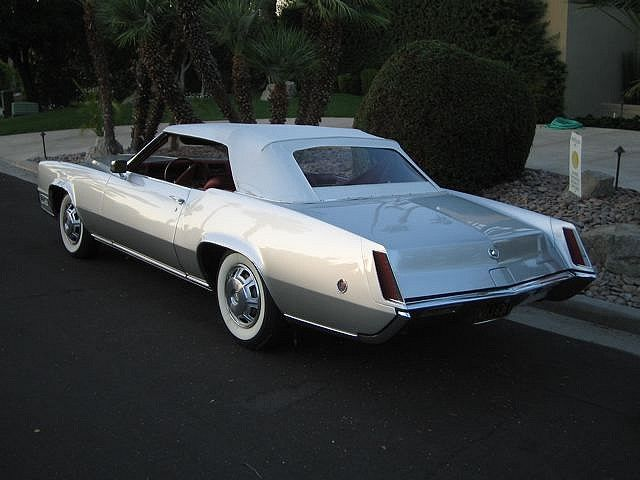 1967 Cadillac Eldorado Custom Convertible Caddys Pinterest