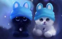 خلفيات شاشه كيوت بسيطة روعة وحلوة اجمل 60 وول بيبر خلفيات الشاشة الرئيسية Cat Wallpaper Animal Wallpaper Cute Anime Cat