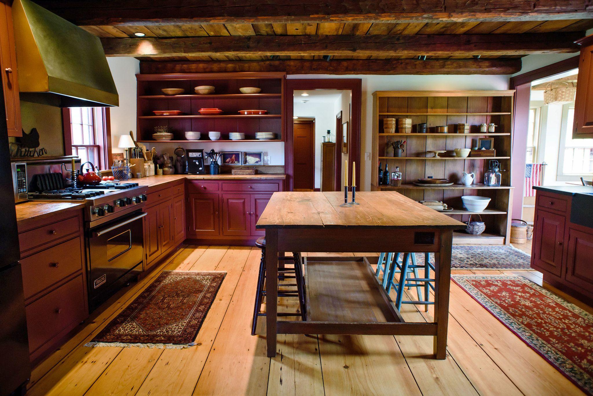 A farmhouse in Vermont, a contemporary in Colorado and a