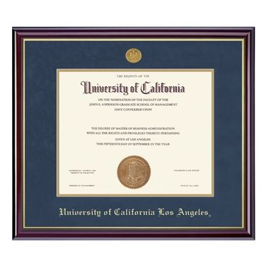 ucla diploma frame check diploma size make sure it fits - Diploma Frame Size