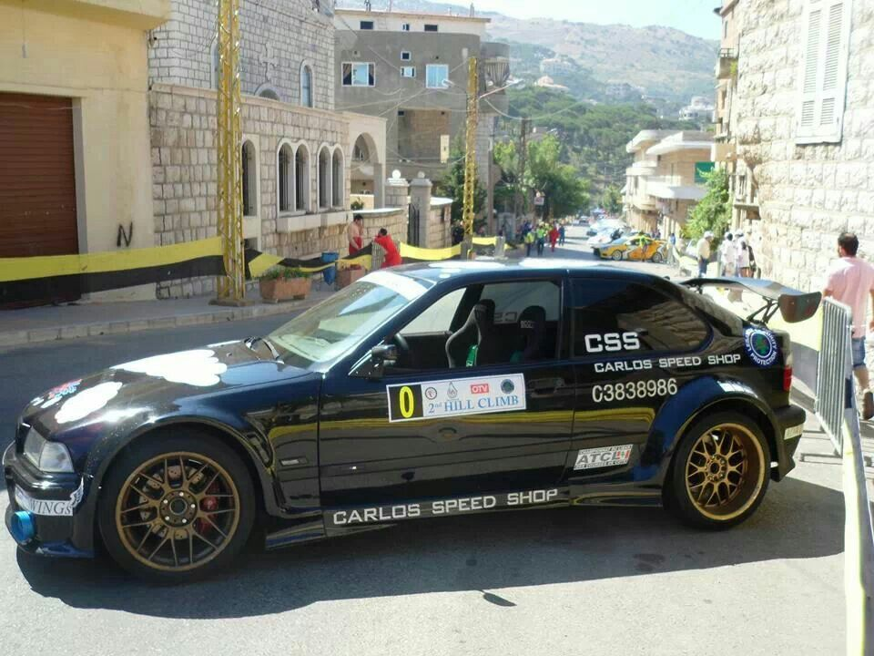 Bmw E36 318 Rally Car Love To Take This For A Couple Laps At The