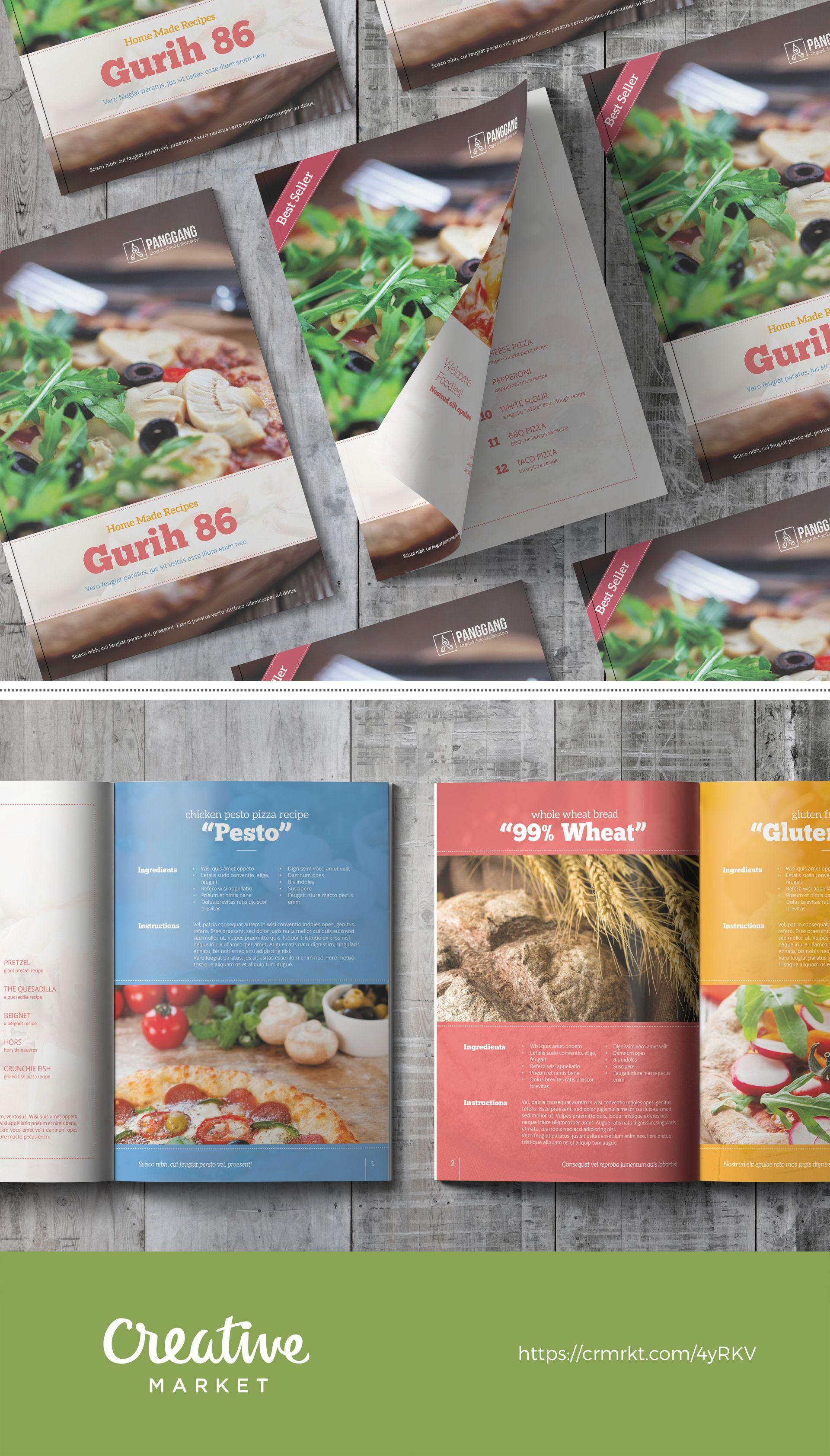 Gurih 86 Recipe Book