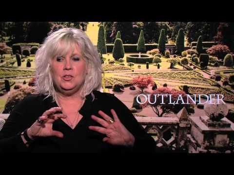 New Interview with Terry Dresbach from Gold Derby | Outlander Online