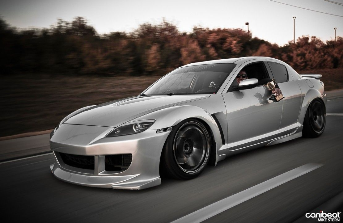 Mazda rx 8 car pictures