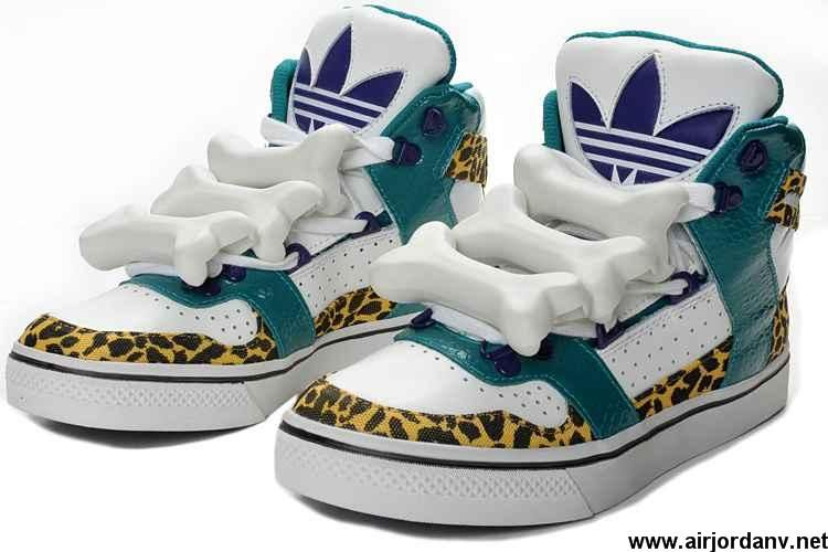 Best Gift Adidas X Jeremy Scott Bones Shoes Basketball Shoes Store ...