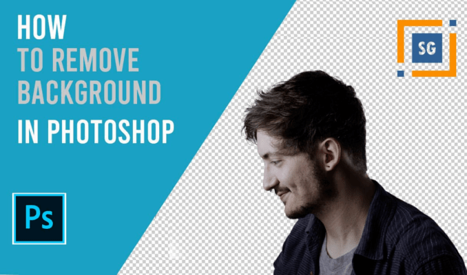 How To Remove Image Background Using Photoshop Photoshop Background Eraser Photoshop Tutorial
