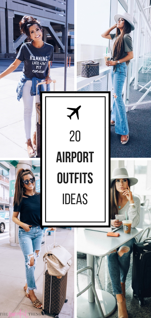 20 Easy To Re Create Stylish Airport Outfit Ideas Winter Fashion