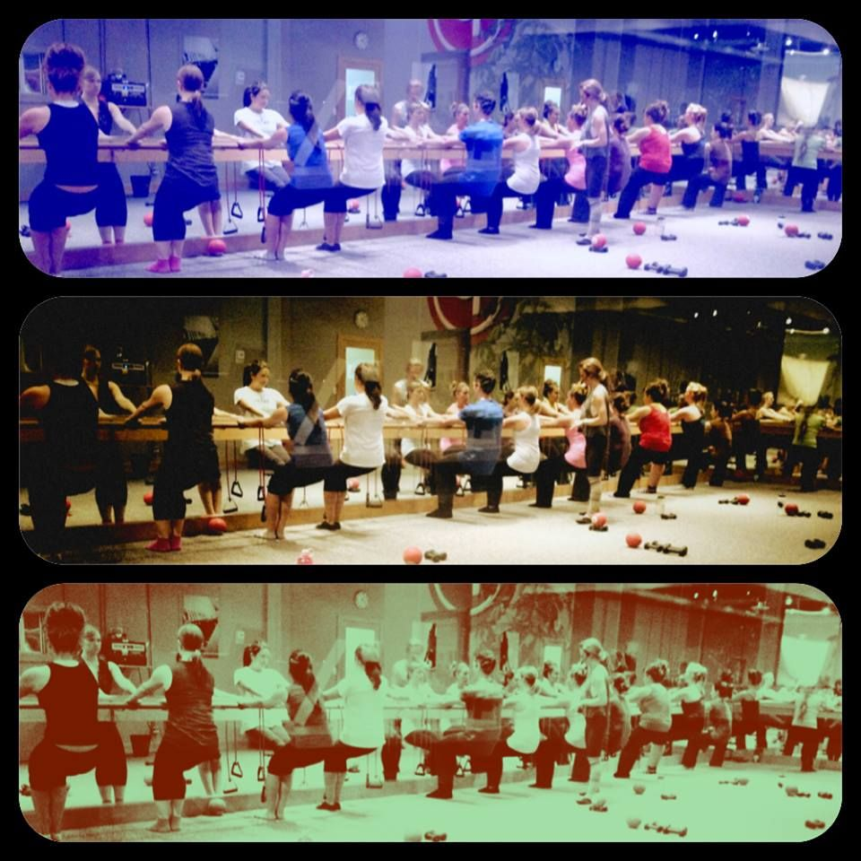 Pure Barre Beverly Hills classes in session!  Lift. Tone. Burn. <3
