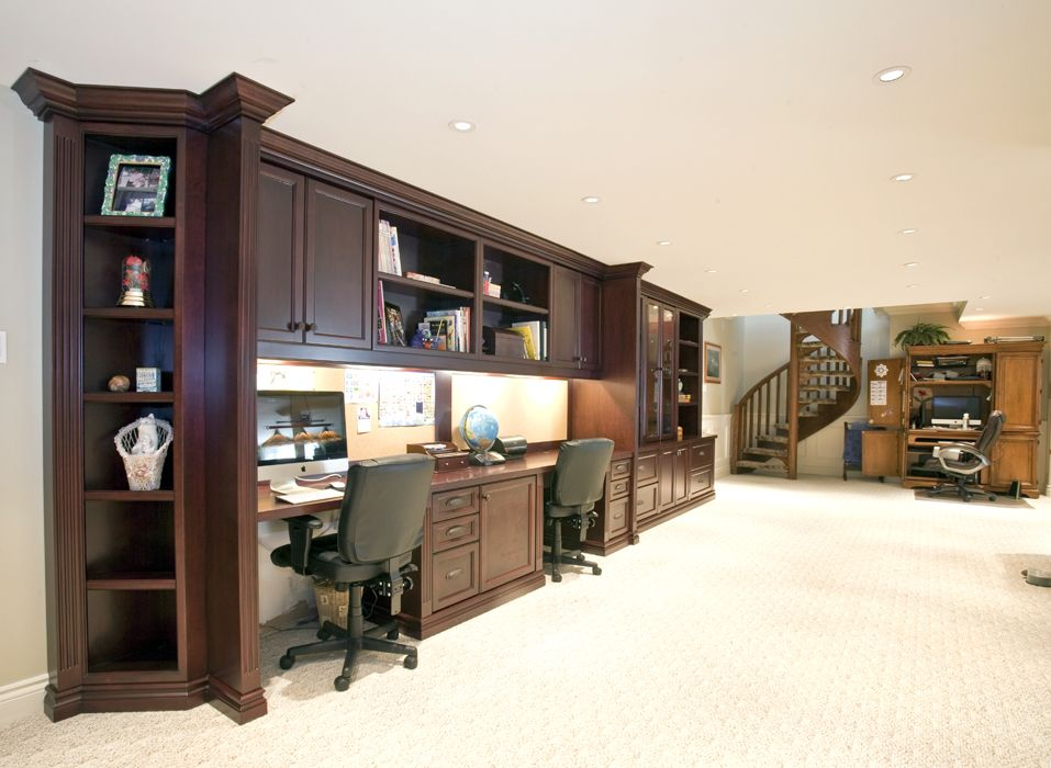 custom built desks home office. Custom Built In Desk And Wall Unit By Intouch Interiors Desks Home Office .