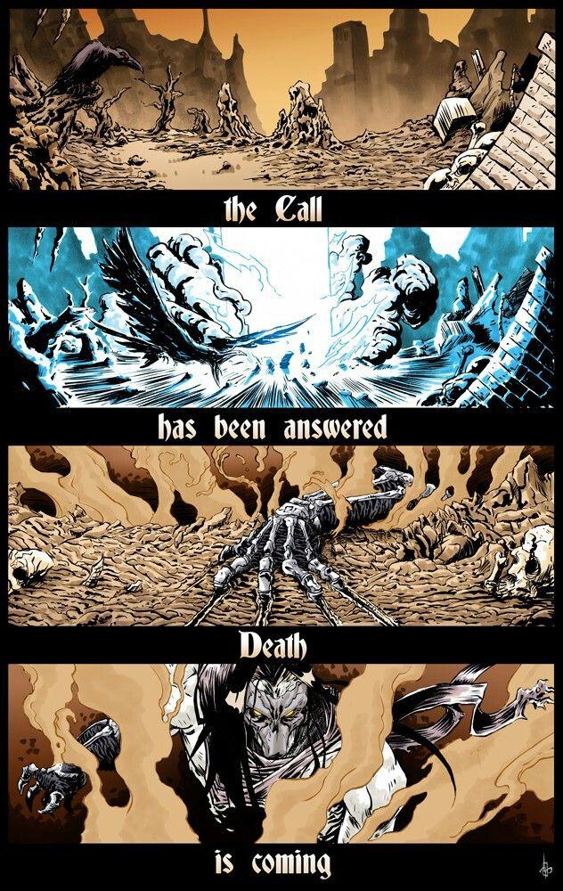 Pin by DeLaney Thornton on Darksiders Pinterest Dark comics - video game designer job description