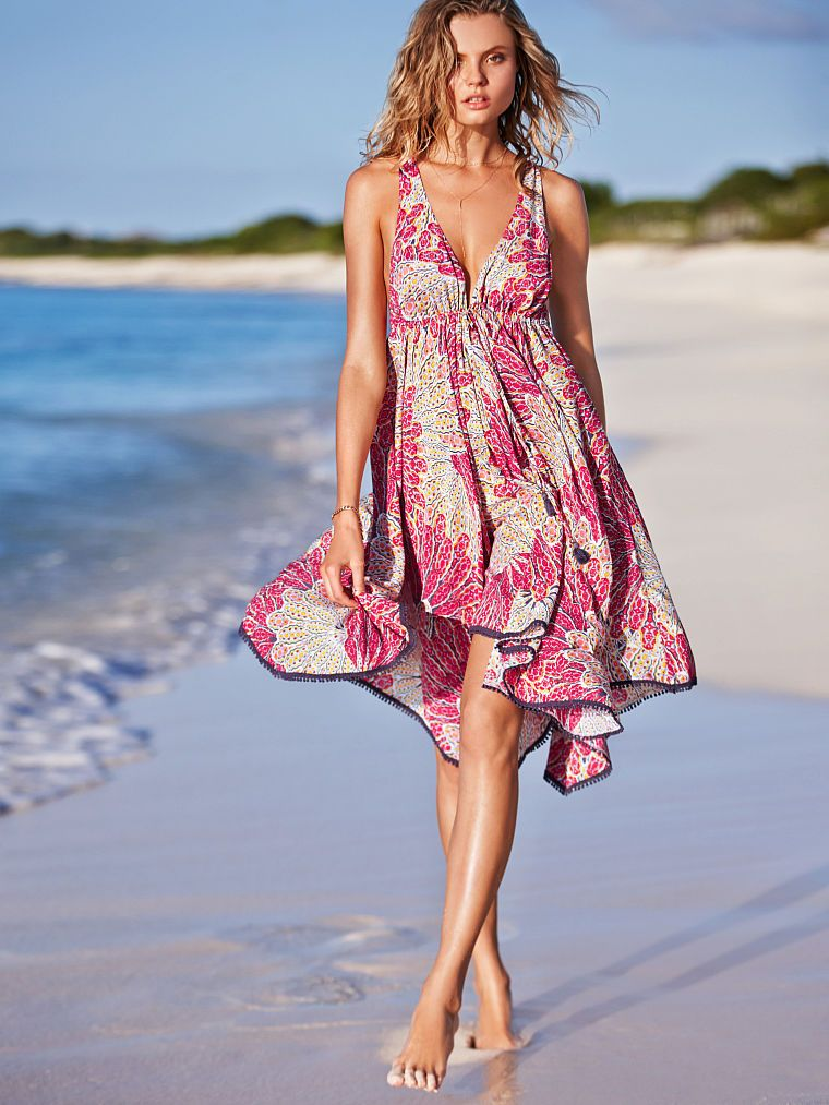 Beautiful Dresses For The Beach From Victorias Secret