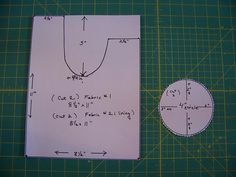 Pattern for Japanese Knot Bag