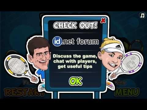 Tennis Legends 2016 Game Y8 Game Game Online Games Online