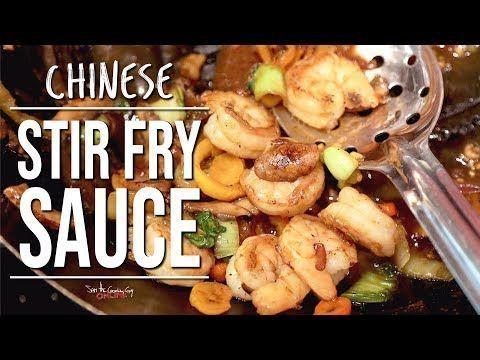 BEST CHINESE STIR FRY SAUCE #stirfrysauce BEST CHINESE STIR FRY SAUCE — SAM THE COOKING GUY #stirfryshrimp BEST CHINESE STIR FRY SAUCE #stirfrysauce BEST CHINESE STIR FRY SAUCE — SAM THE COOKING GUY #stirfryshrimp
