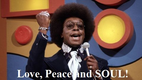 Soul Train (1976 - 2001) Everybody get your boogie on.