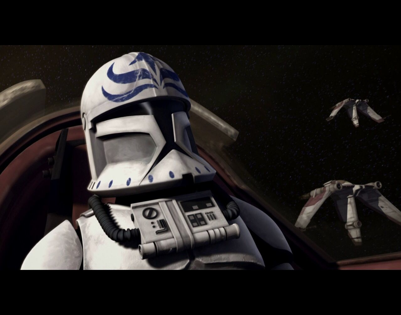 axe is a veteran clone trooper pilot who served in the galactic