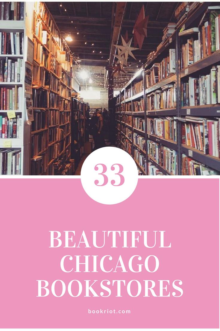 33 Beautiful Chicago Bookstores
