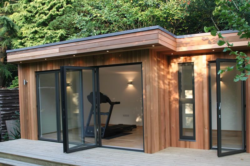 Garden Rooms & Offices Across The UK By Roomworks