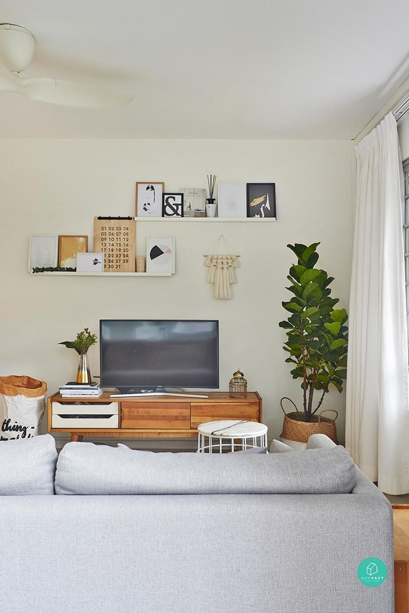 With Easy Do It Yourself Crafts That Add Fun Touches To Every Room This Pretty Maisonette Is A Dream Home Be In