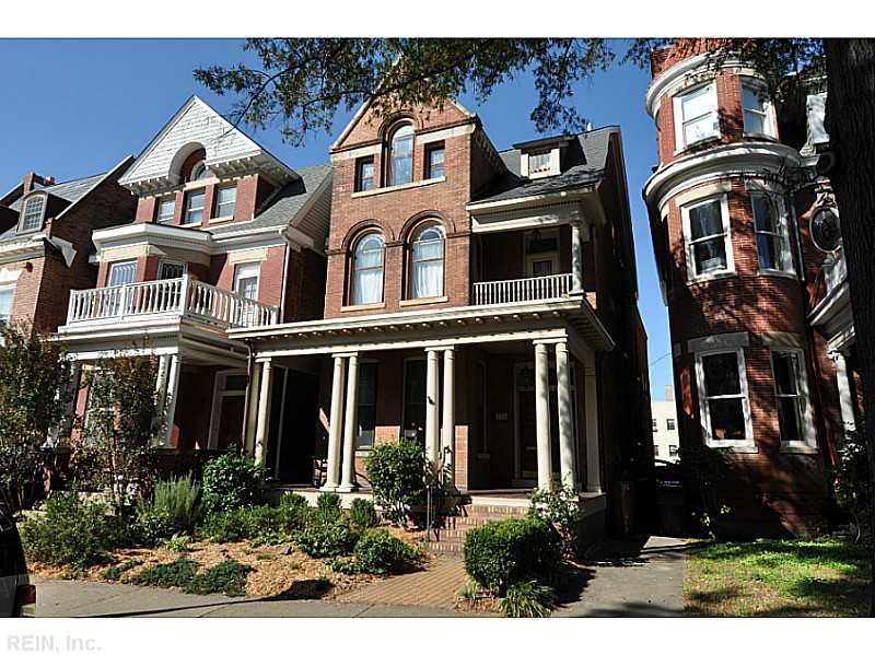 715 Colonial Avenue Norfolk Va 23507 Handsome Nineteenth Century Home W All The Amenities For