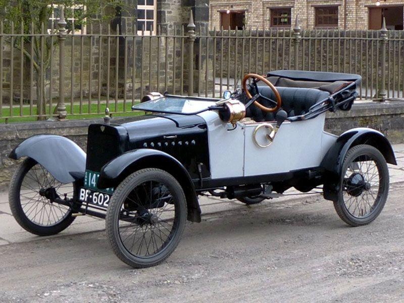 1915 Saxton Madel A Roadster - (Saxon Motor Car Company Detroit, Michigan and Ypsilanti, Michigan 1913 to 1923)