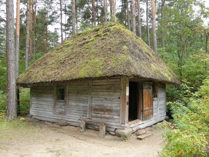 Open-Air Ethnographic Museum in Latvia - Travel Photos by Galen R Frysinger, Sheboygan, Wisconsin