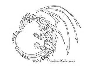 graphic relating to Dragon Stencils Printable identify Dragon Stencils Absolutely free Printable - Bing pictures Dragons